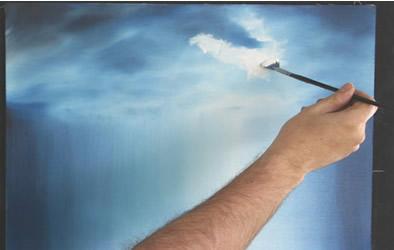 18 Fantastici Tutorial per dipingere il cielo e le nuvole ...
