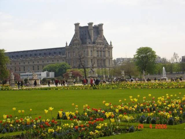 Giardini Louvre